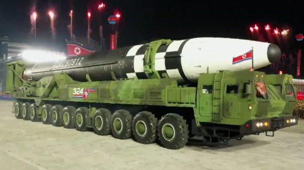 Hwasong 16 ICBM