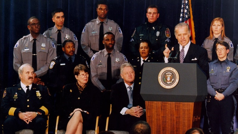 Joe Biden Bill Clinton