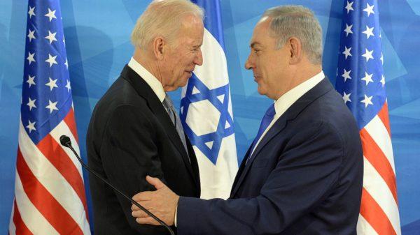 Joe Biden Netanyahu