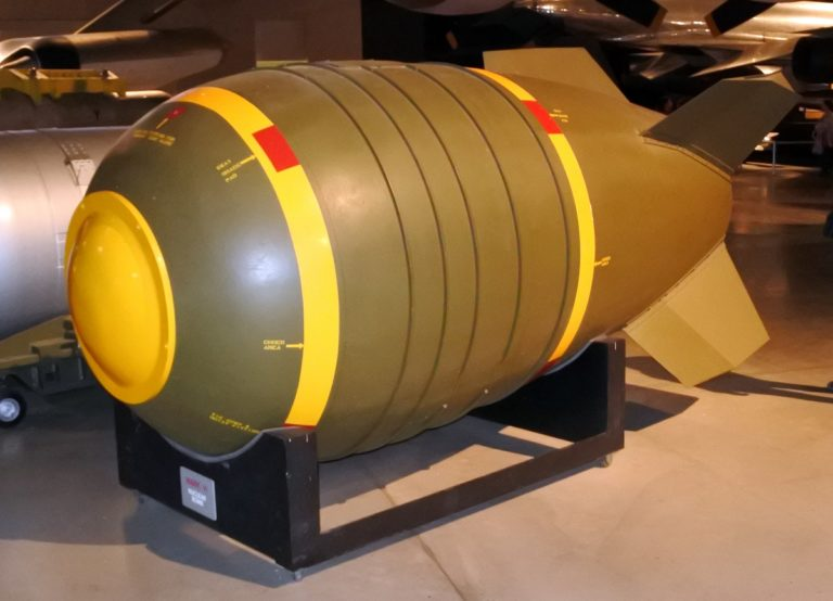 The U.S. Military Is Missing Six Nuclear Weapons