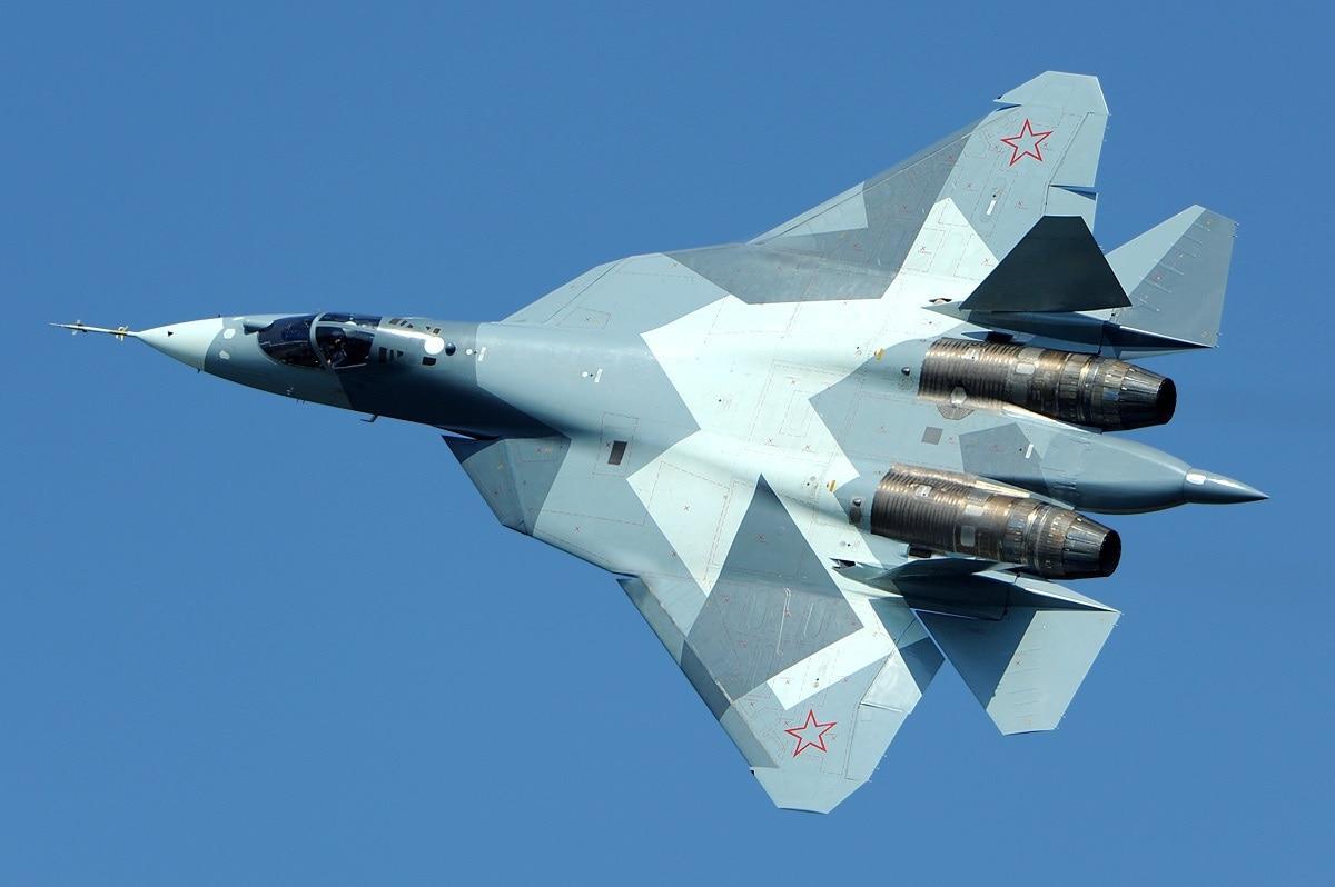 Su-57 Stealth