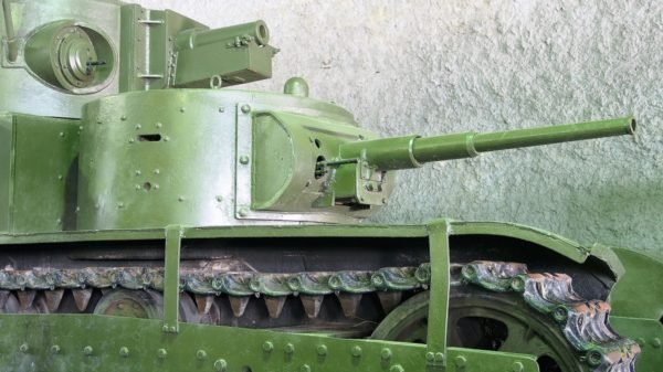 Five Worst Tanks