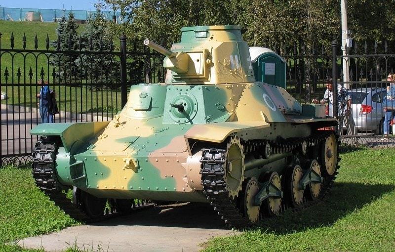 Type 95 Ha-Gō