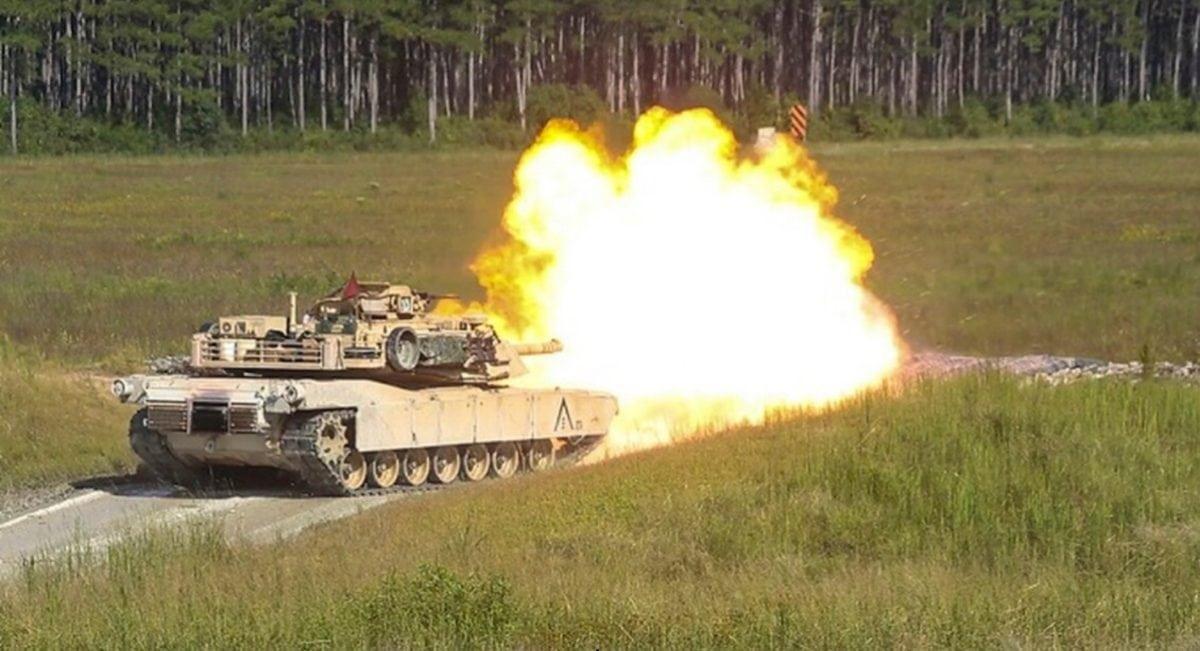 U.S. Marines Tanks