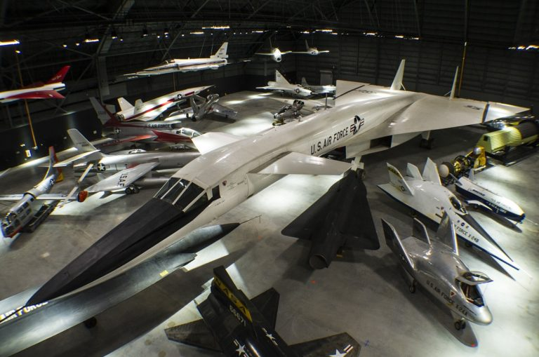 XB-70A Valkyrie: Supersonic Bomber Turned Passenger Jet?