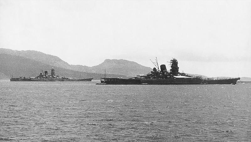 Yamato-class battleships
