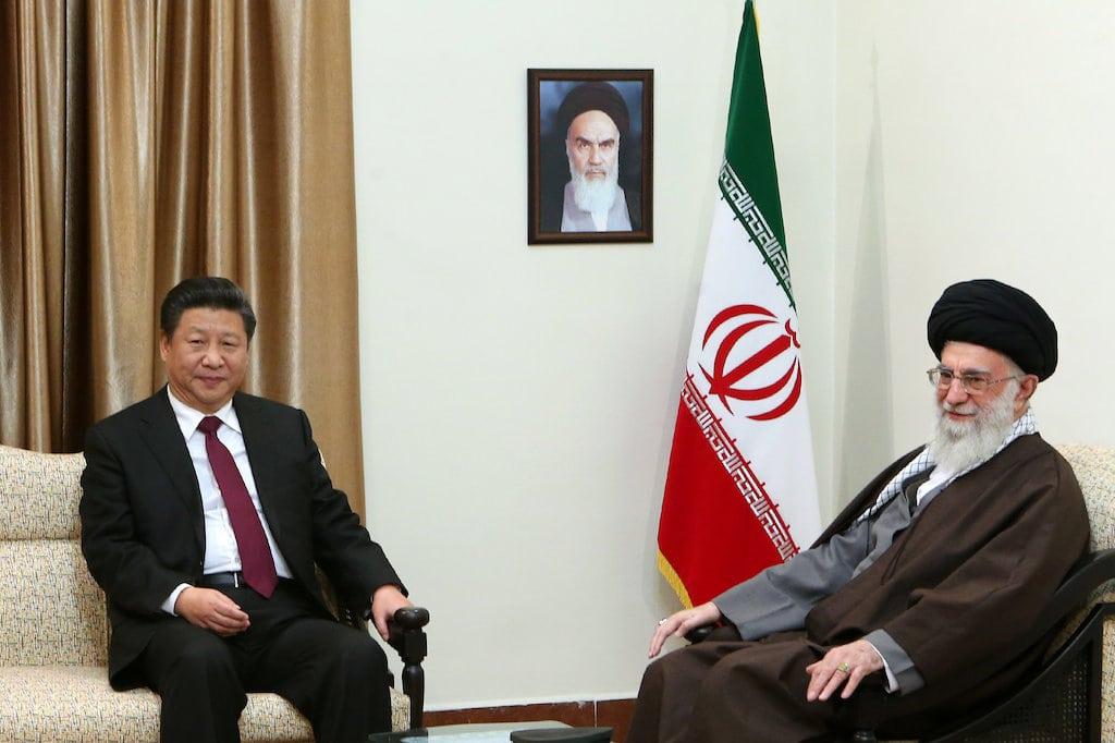 China-Iran Deal