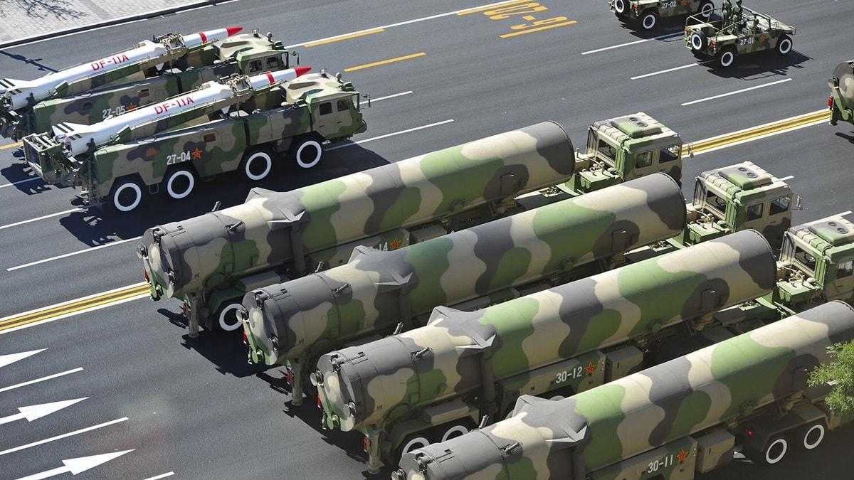China Attack Taiwan