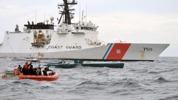 Coast Guard Russia China
