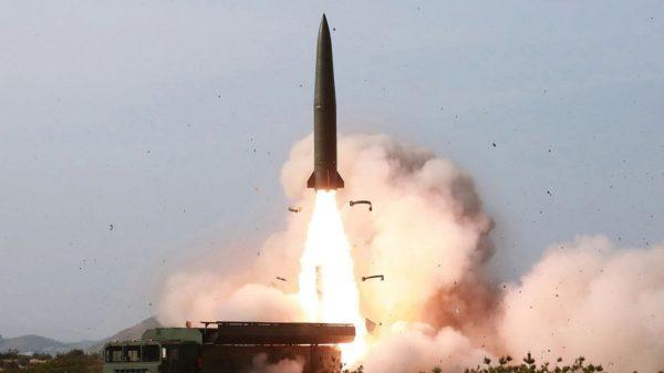 Iskandar Missile