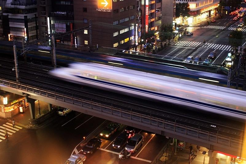 Japan's Bullet Trains