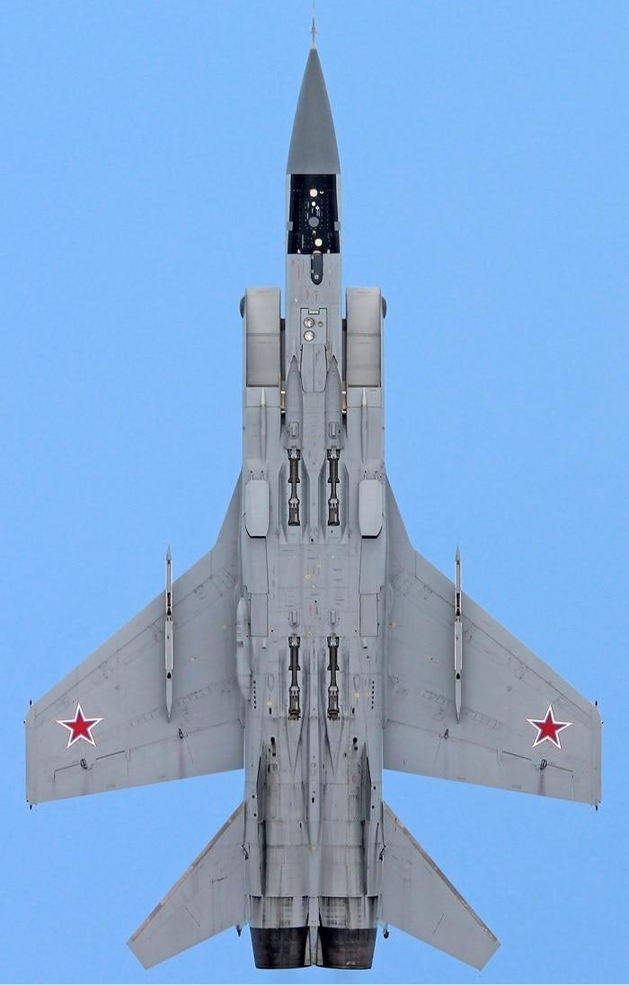 MiG-31 Foxtrot