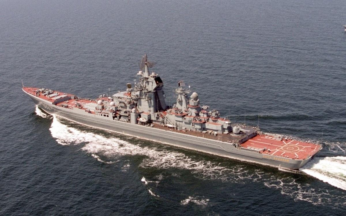 Russia Battleships