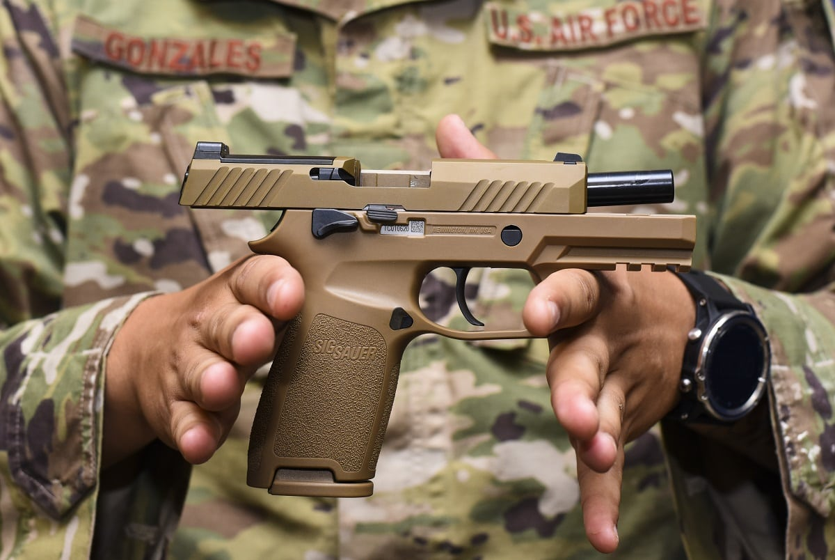 5 Best Guns of the U.S. Military