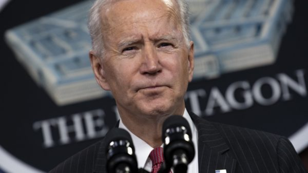 Joe Biden Iran Talks