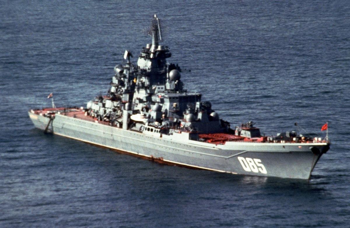 Russia's Battlecruiser