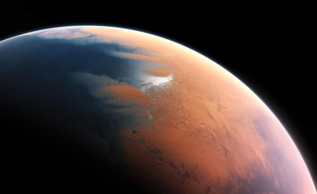 China Mars