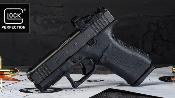 Glock G43X MOS