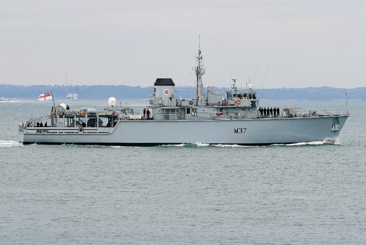 HMS Chiddingfold