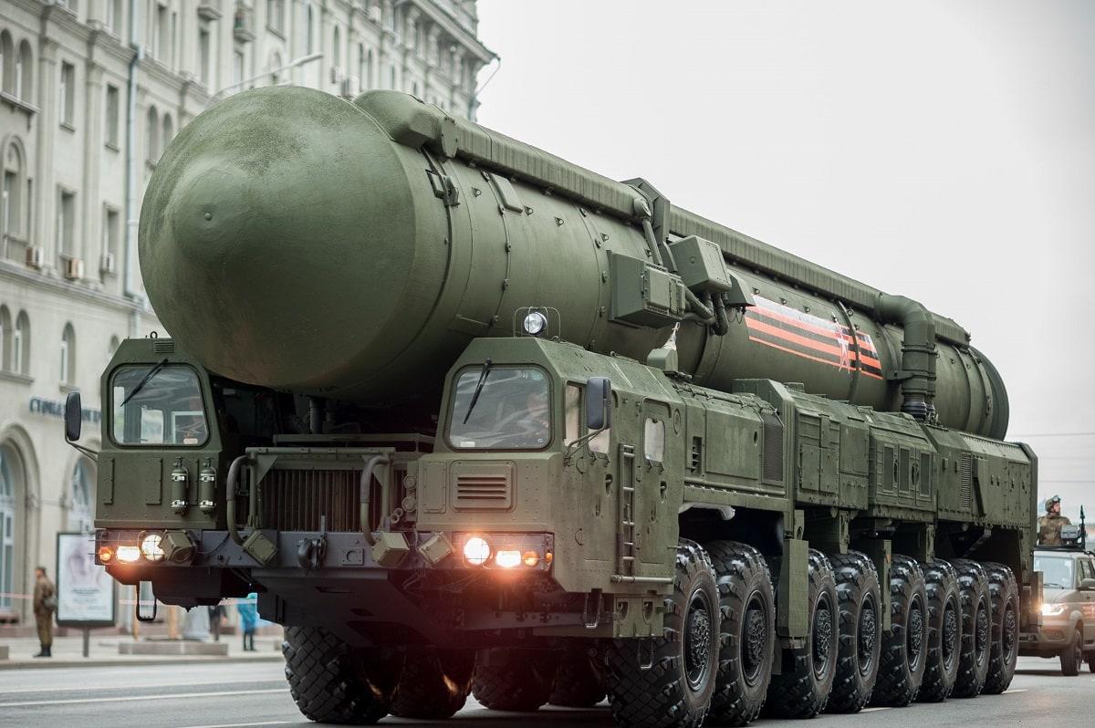 Kedr ICBM
