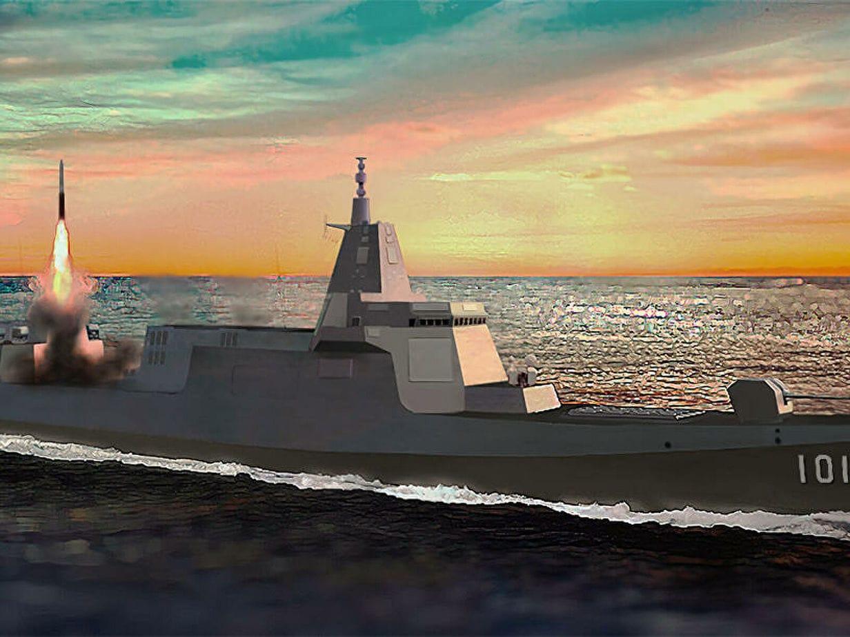 Renhai-class Destroyer