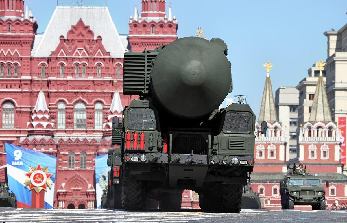 Russia Nuclear War