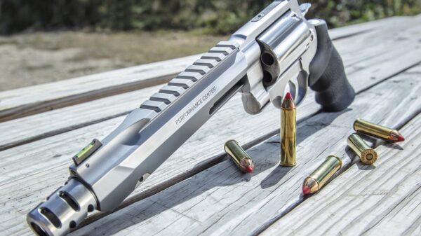 Smith & Wesson Model 460XVR