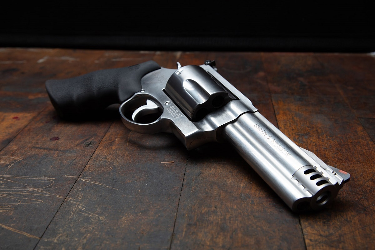 Smith and Wesson Sales