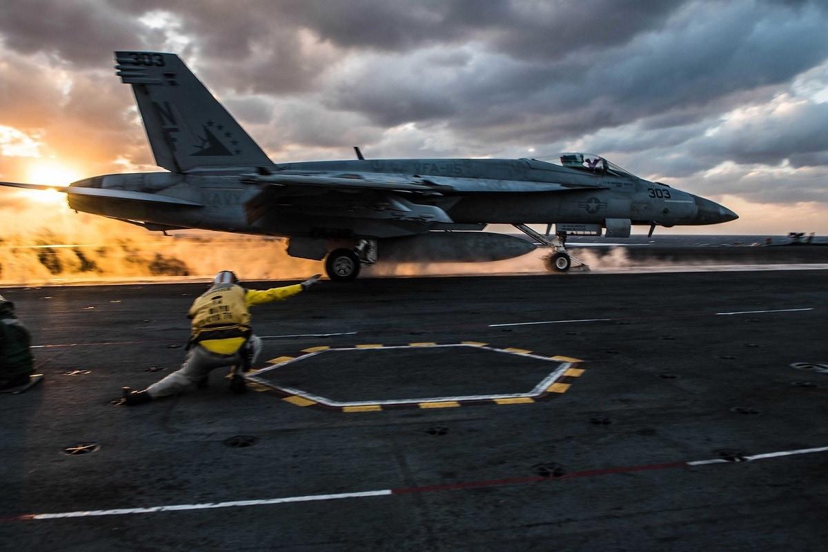 U.S.-China Maritime War