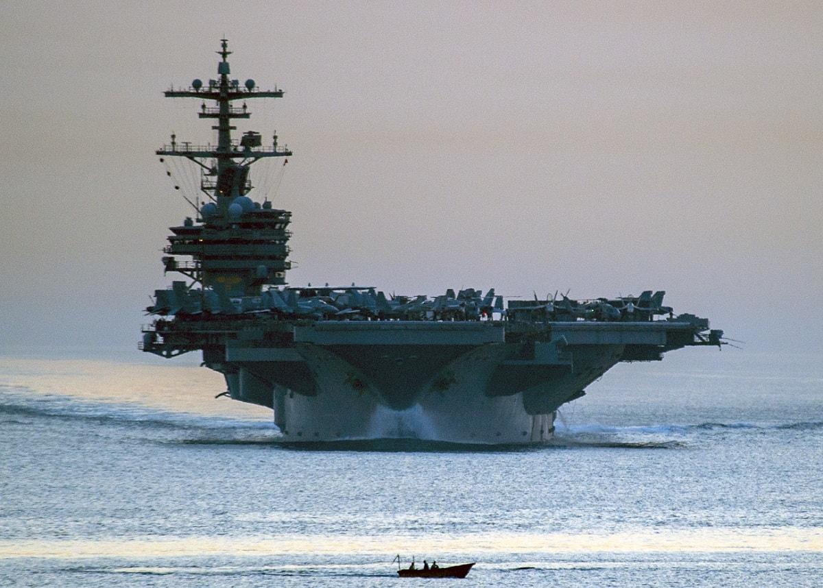 U.S.-China War Taiwan
