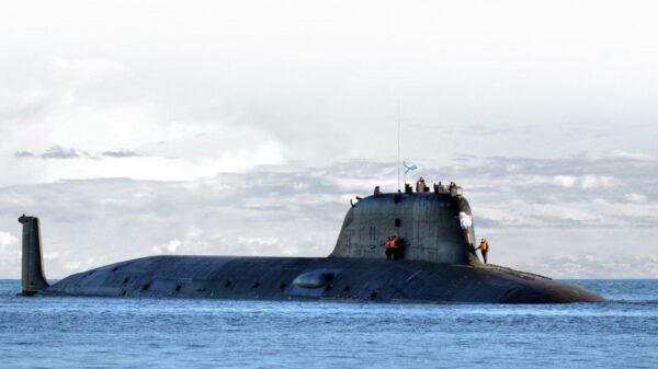 Yasen-M Submarine