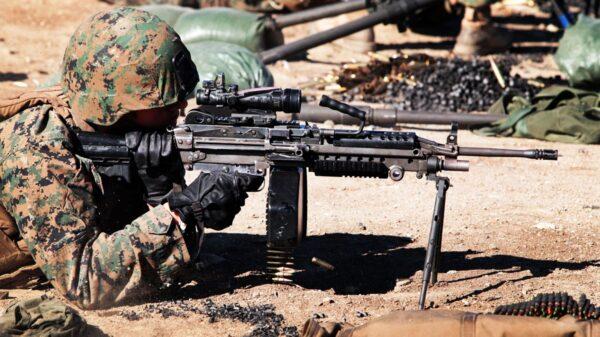 Marines Ammo