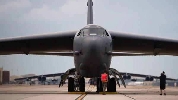 B-52 Norway
