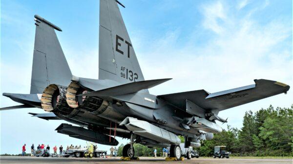 F-15E Bomb Truck