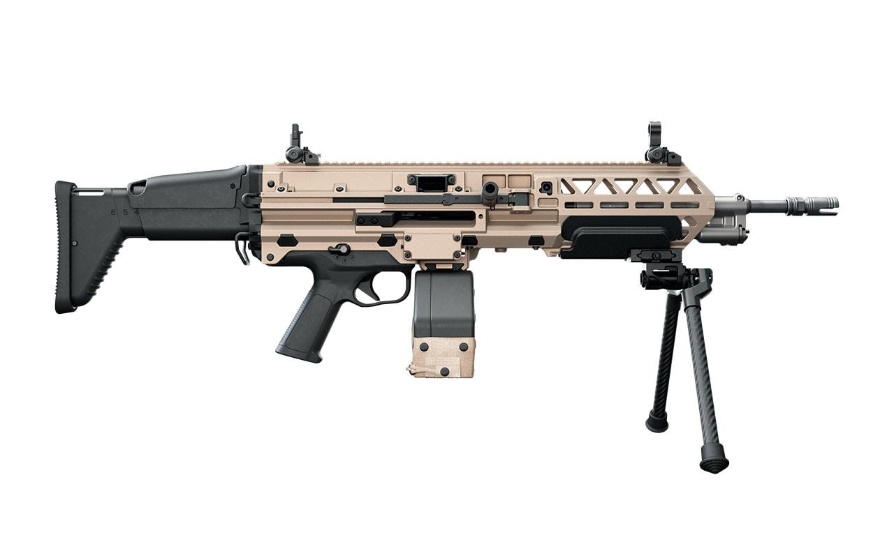 3D Printed Machine Guns