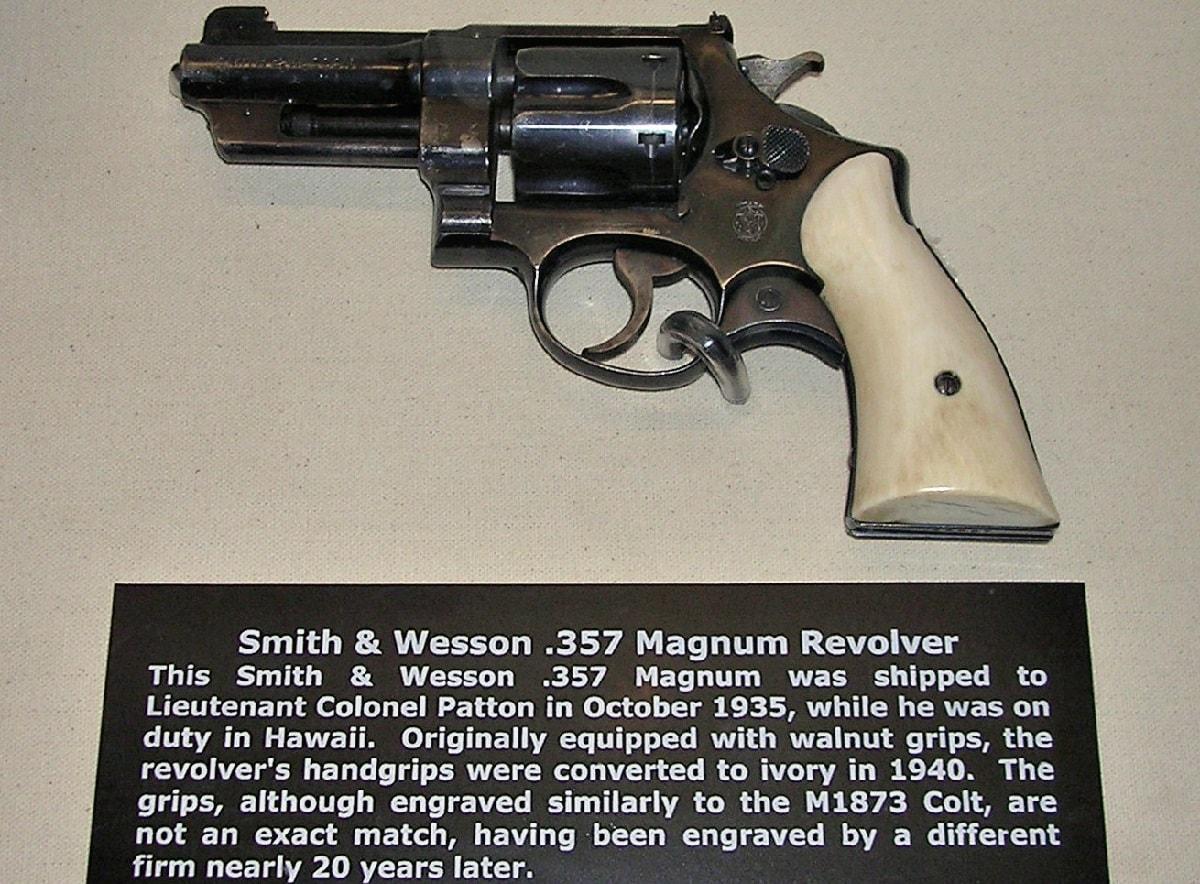 General Patton Guns