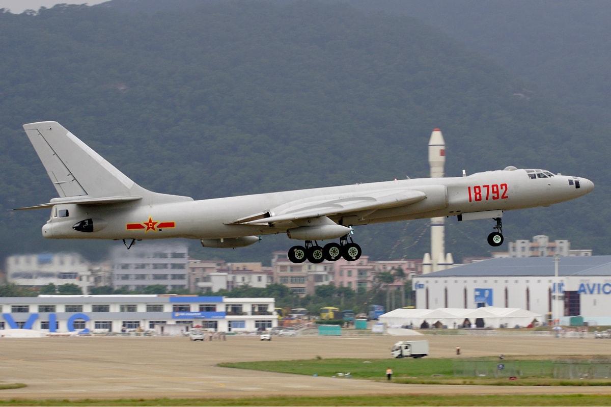 China Airbase
