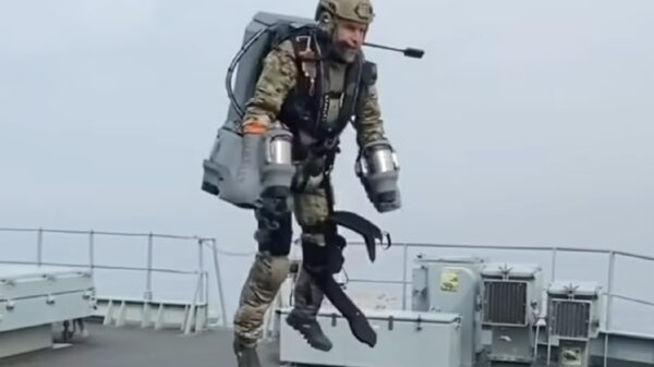 Iron Man Jet Packs