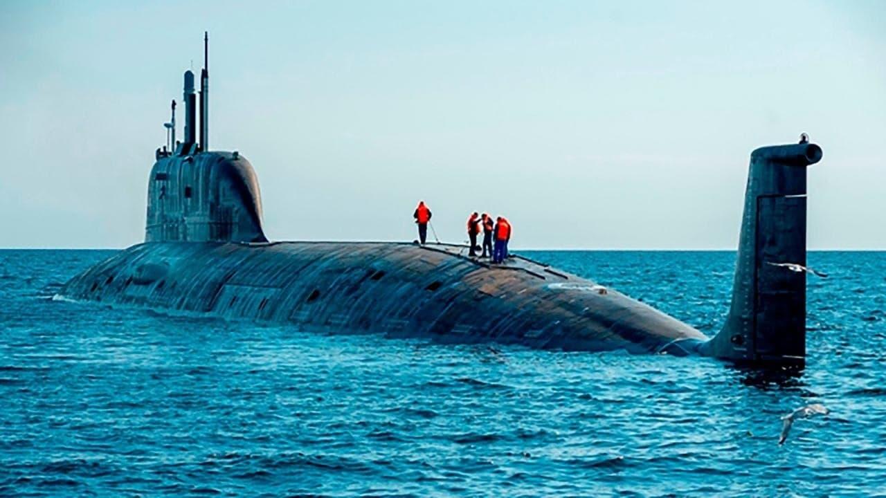 Kazen Submarine