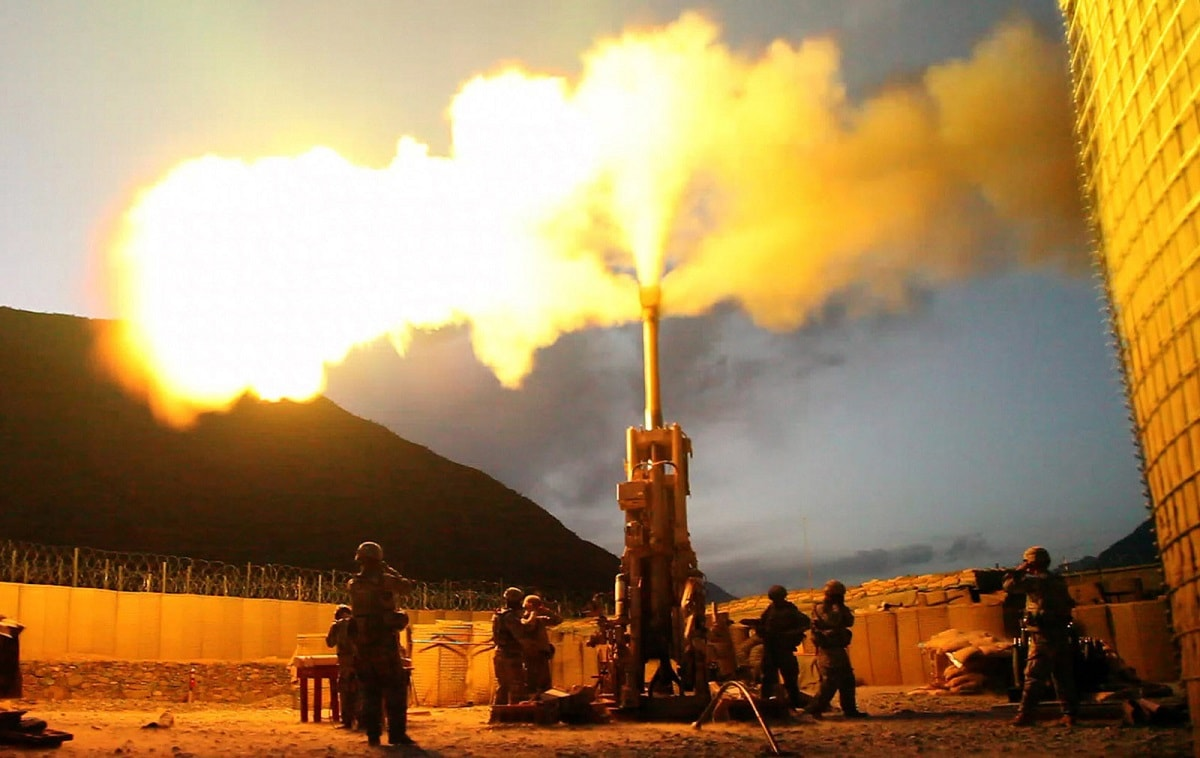 Long Range Hypersonic Weapon