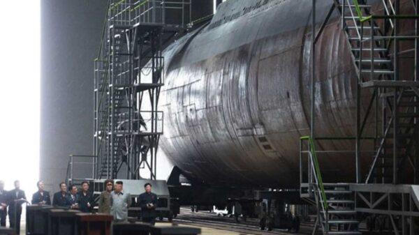 North Korea Submarines