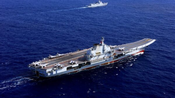 Shandong Aircraft Carrier