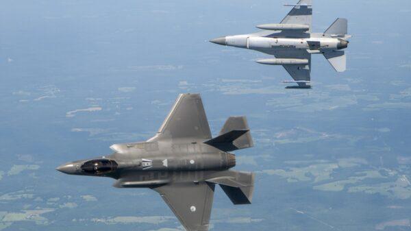 Turkey Stealth Fighter