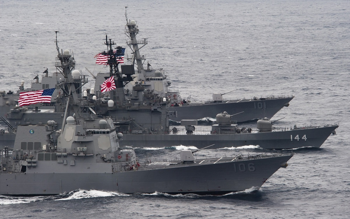 Maoist Maritime Strategy