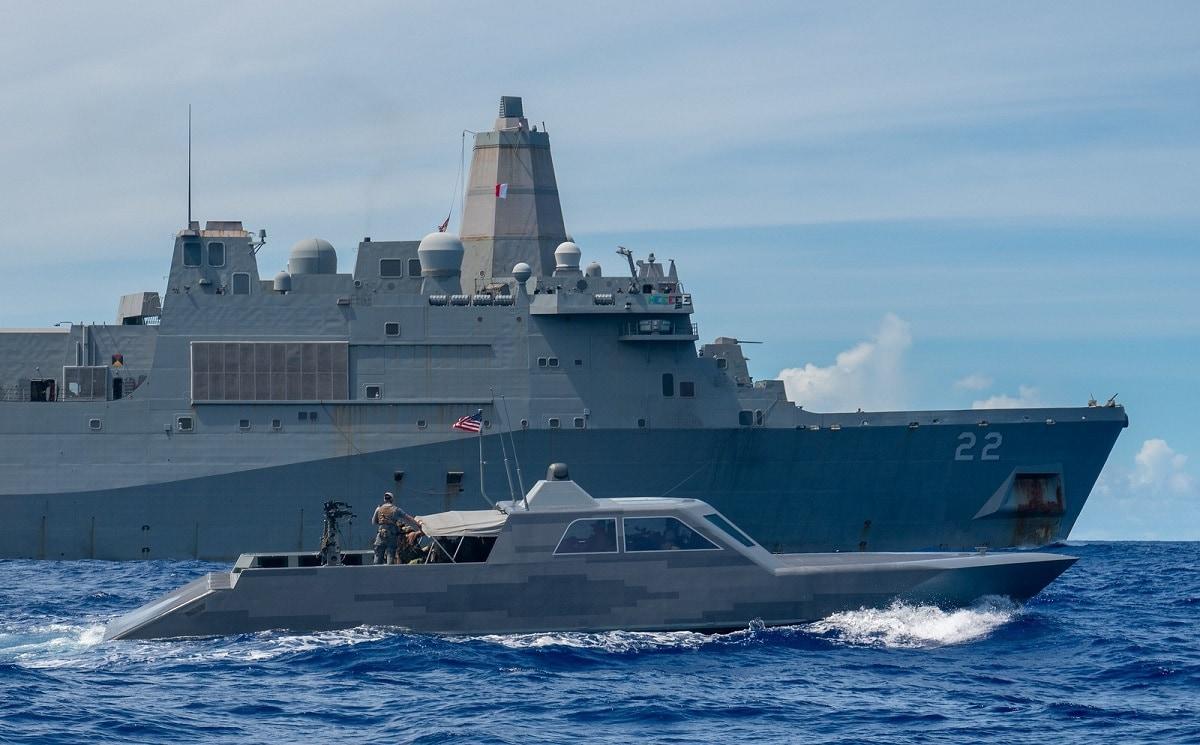 U.S. Navy Iran