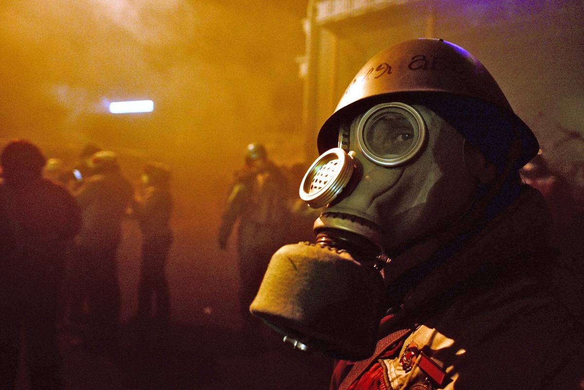 U.S. Military VX Gas