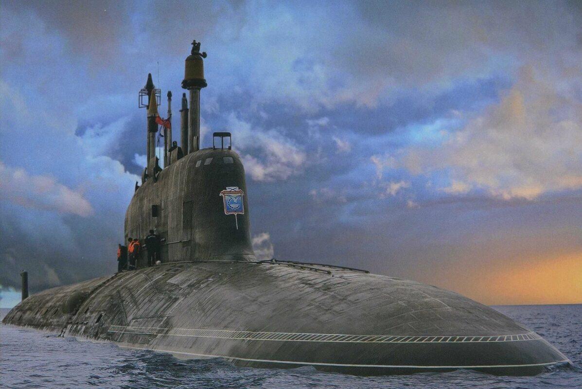 Yasen-class Submarine