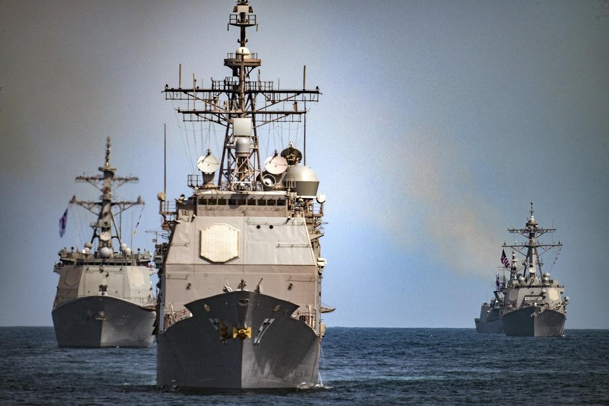 U.S. Navy Surface Warfare Officers