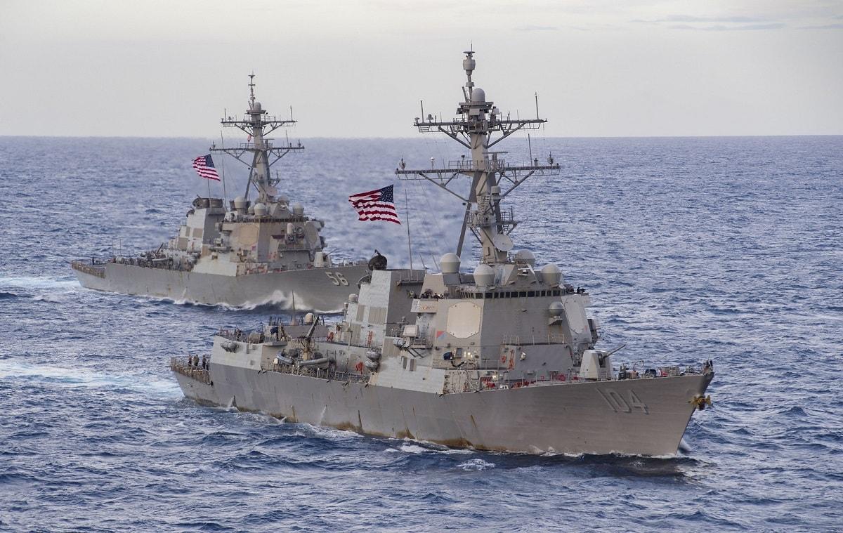 Iran Navy Atlantic Ocean