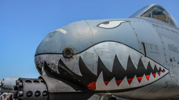 A-10 Cannon